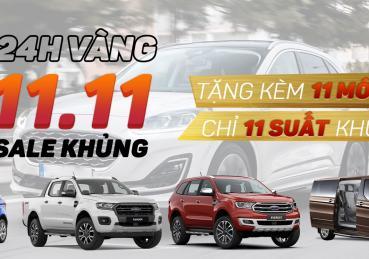 11.11 SALE KHỦNG