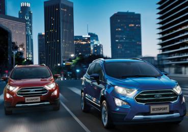 Chương Trình giới thiệu xe Ford EcoSport Mới 2020