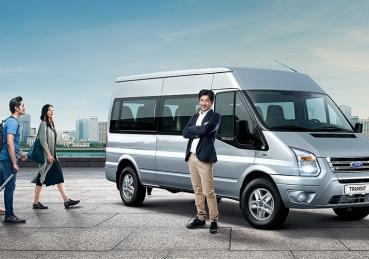 Ford Ranger và Ford Transit Đối tác kinh doanh tin cậy hàng đầu của Doanh nghiệp